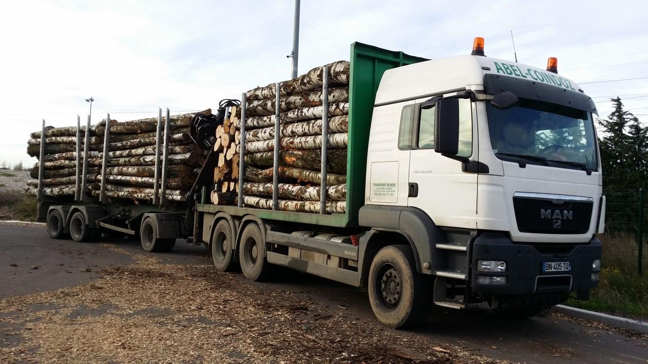 Enerbio plateforme biomasse # Camion De Bois De Chauffage